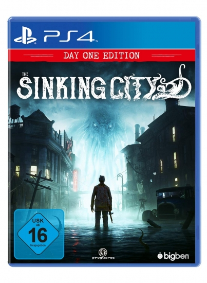 The Sinking City Day One Edition [uncut] (deutsch) (DE) (PS4) inkl. 4 DLC