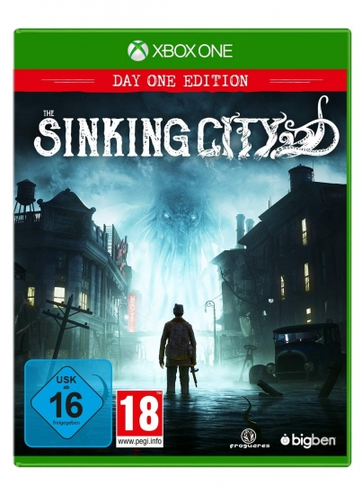 The Sinking City Day One Edition [uncut] (deutsch) (AT PEGI) (XBOX ONE) inkl. 4 DLC