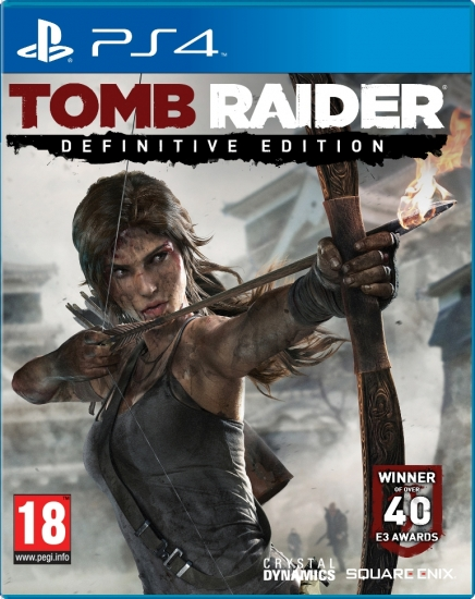 Tomb Raider (2013) HD - Definitive Edition [uncut] (deutsch) (AT PEGI) (PS4)
