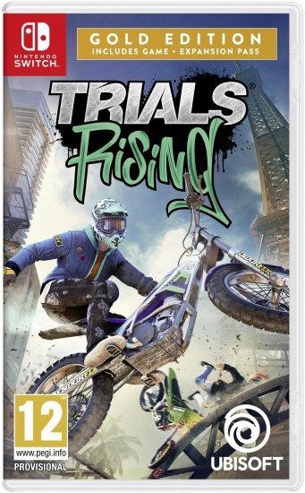 Trials Rising Gold Edition (deutsch) (AT PEGI) (Nintendo Switch) inkl. 2 Outfits