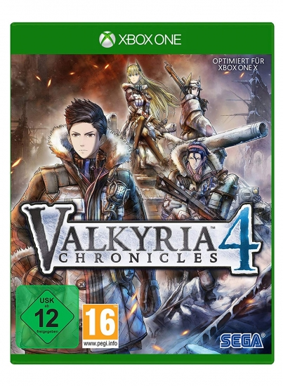Valkyria Chronicles 4 (deutsch) (AT PEGI) (XBOX ONE)