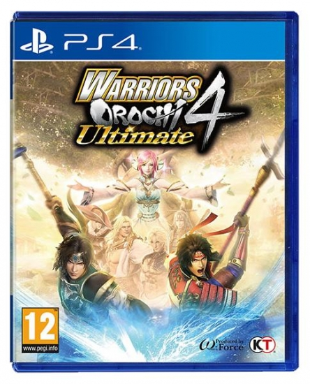 Warriors Orochi 4 Ultimate (englisch) (AT PEGI) (PS4)
