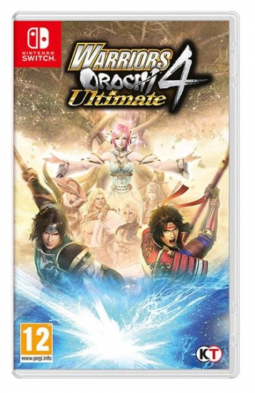 Warriors Orochi 4 Ultimate (englisch) (AT PEGI) (Nintendo Switch)