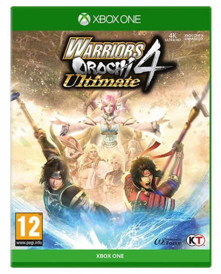 Warriors Orochi 4 Ultimate (englisch) (AT PEGI) (XBOX ONE)