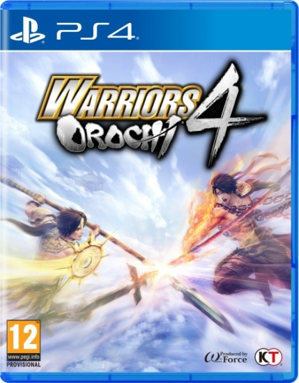 Warriors Orochi 4 (deutsch) (AT PEGI) (PS4)