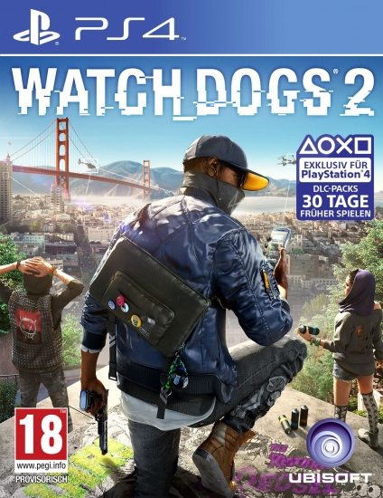 Watch Dogs 2 [uncut] (deutsch) (AT PEGI) (PS4) inkl. Zodiac Killer Mission / Gefängnis-Outfit