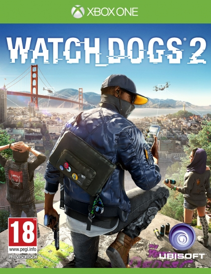 Watch Dogs 2 [uncut] (deutsch) (AT PEGI) (XBOX ONE)