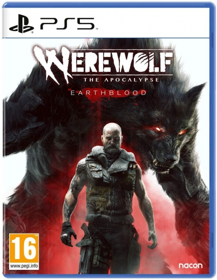 Werewolf The Apocalypse Earthblood (deutsch) (EU PEGI) (PS5)