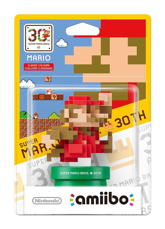Mario 30. Jubiläum klassische Farben (Wii U /3DS/New 3DS)