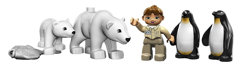 lego duplo 5633 polar zoo instructions