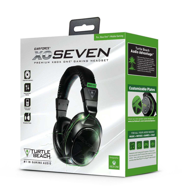 Turtle Beach Ear Force XO7 Seven: Premium Surround Sound Gaming ...