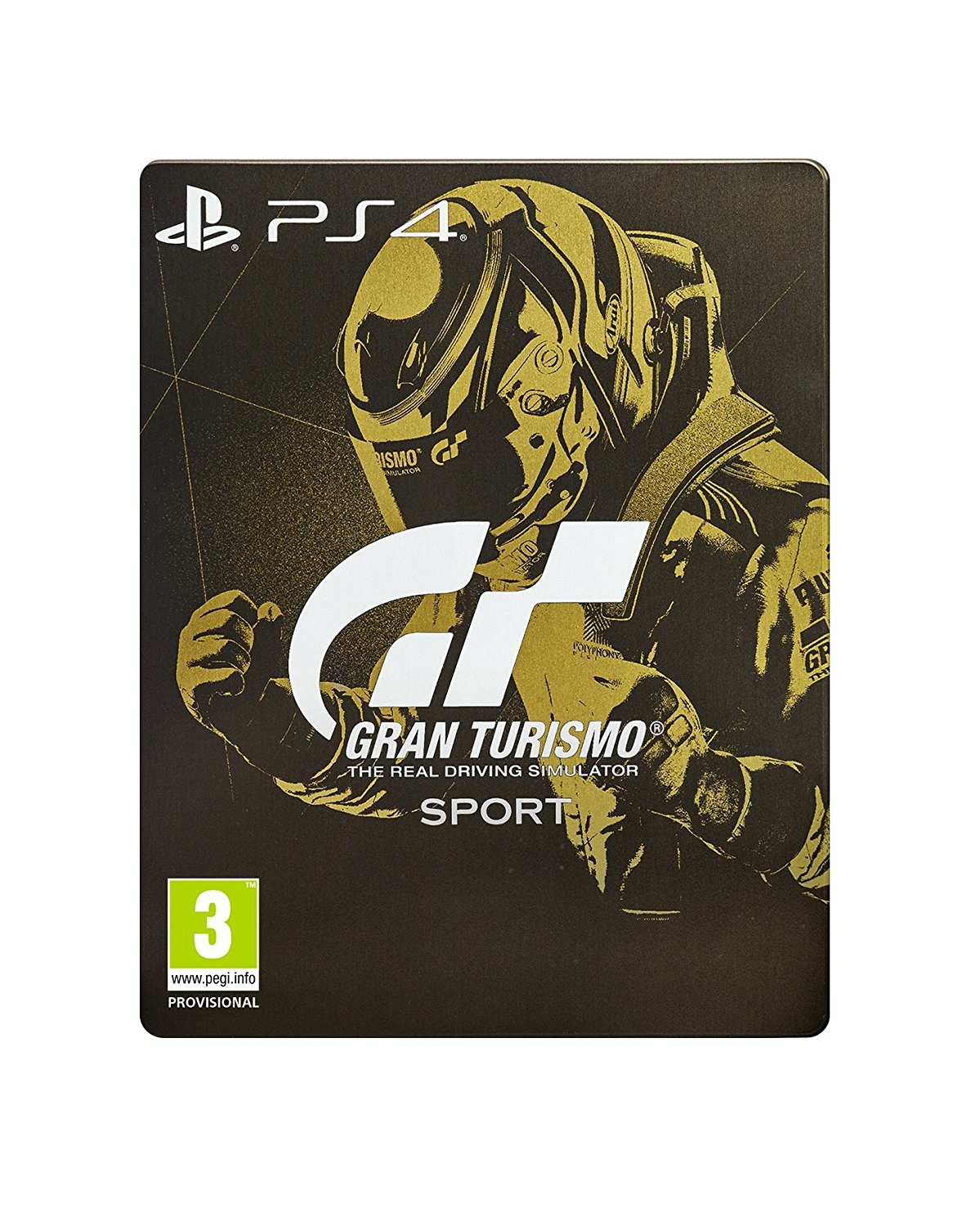 gran turismo sport special steelbook edition deutsch. Black Bedroom Furniture Sets. Home Design Ideas