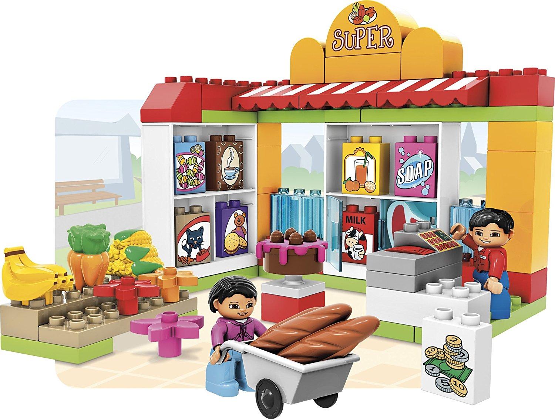 günstig kaufen 5604 LEGO Duplo Supermarkt
