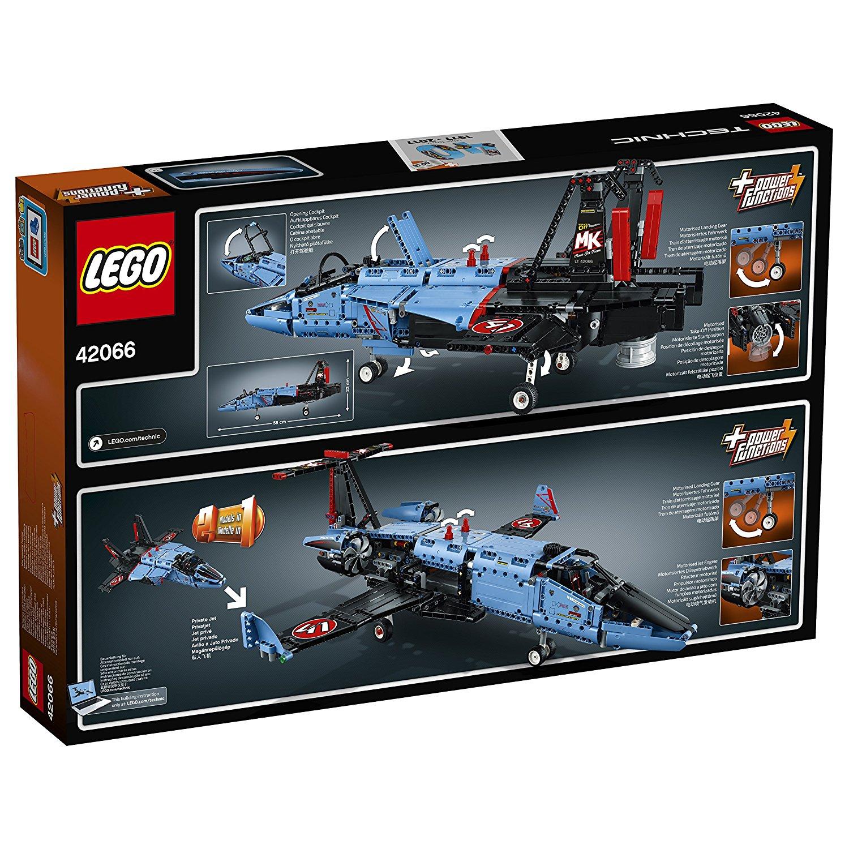 lego technic 42066 air race jet neu. Black Bedroom Furniture Sets. Home Design Ideas