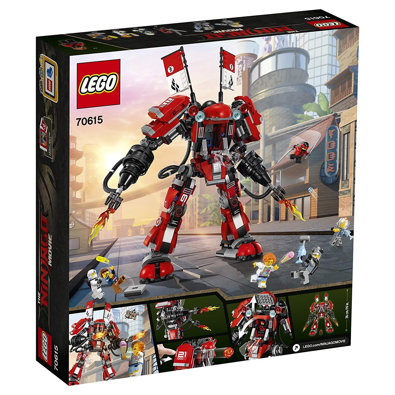 LEGO® NINJAGO™ Movie   der Hammerhai aus dem Set 70615