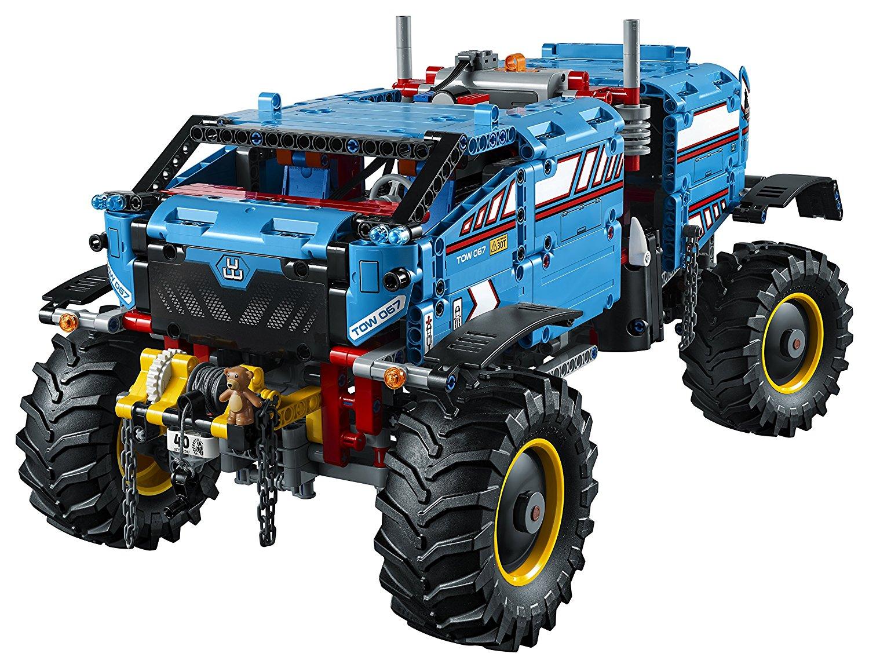 Lego Technic 42070 Allrad Abschleppwagen Neu