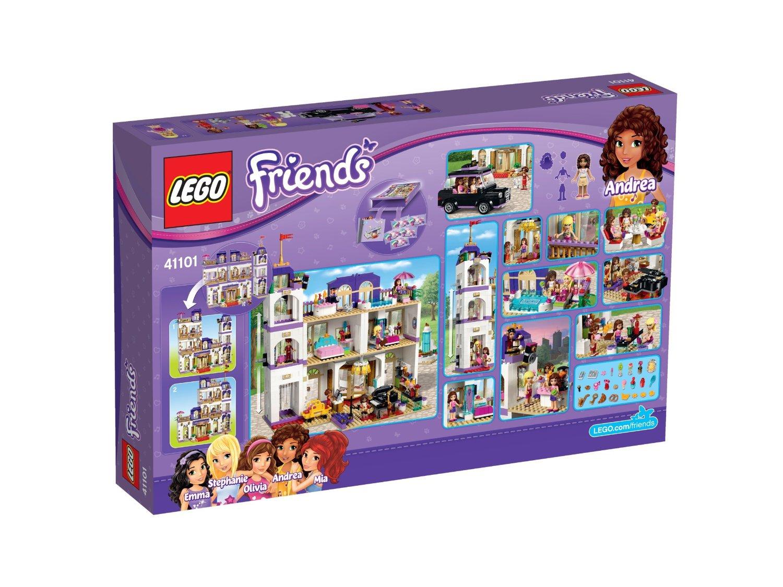 Лего френдс гранд отель картинки