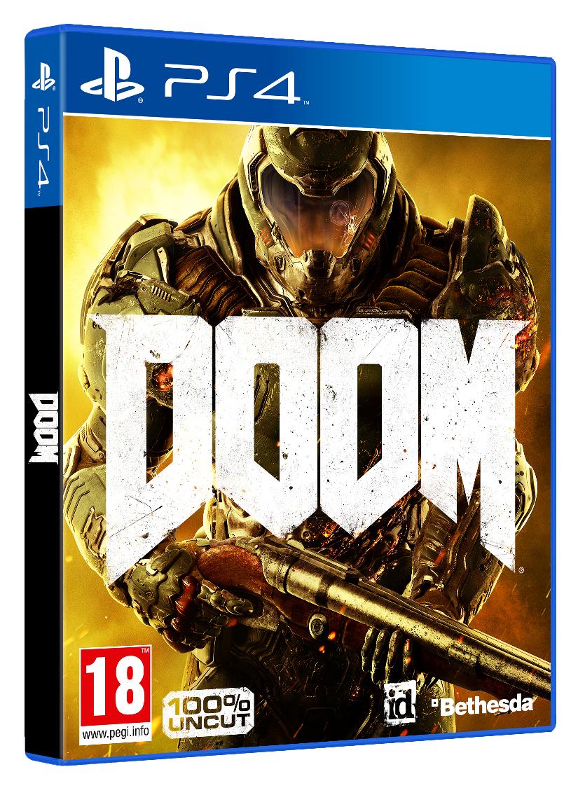 Doom Uncut In Deutschland