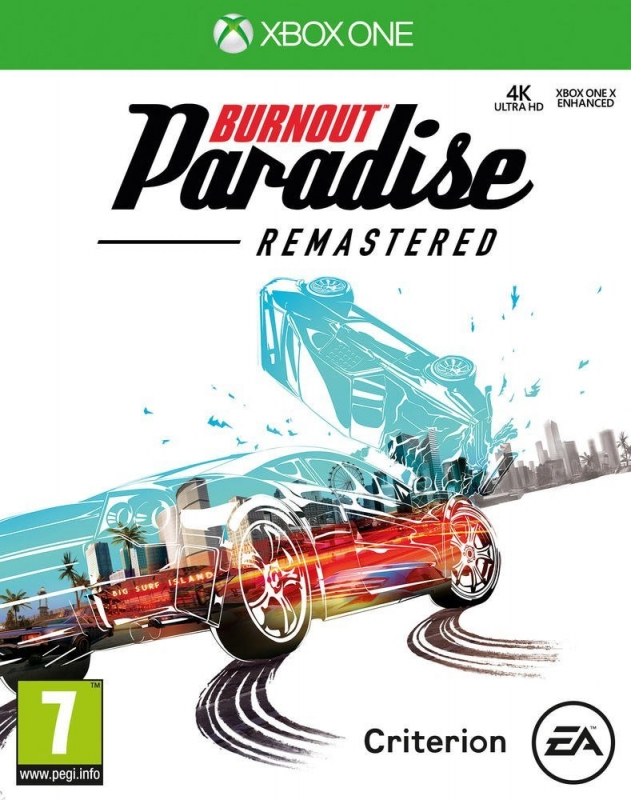 Burnout Paradise Remastered HD (deutsch) (AT PEGI) (XBOX ONE)