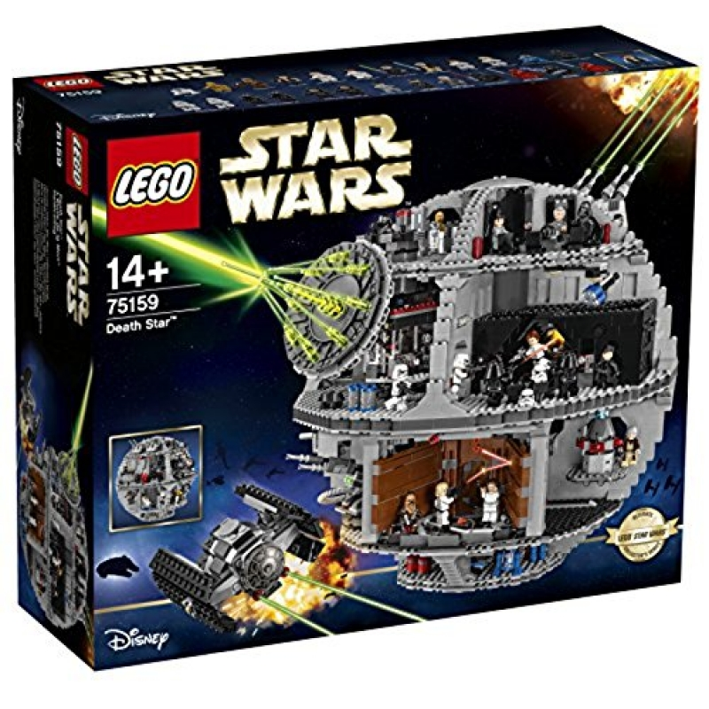 LEGO Star Wars 75159 Death Star™ Todesstern [neu]