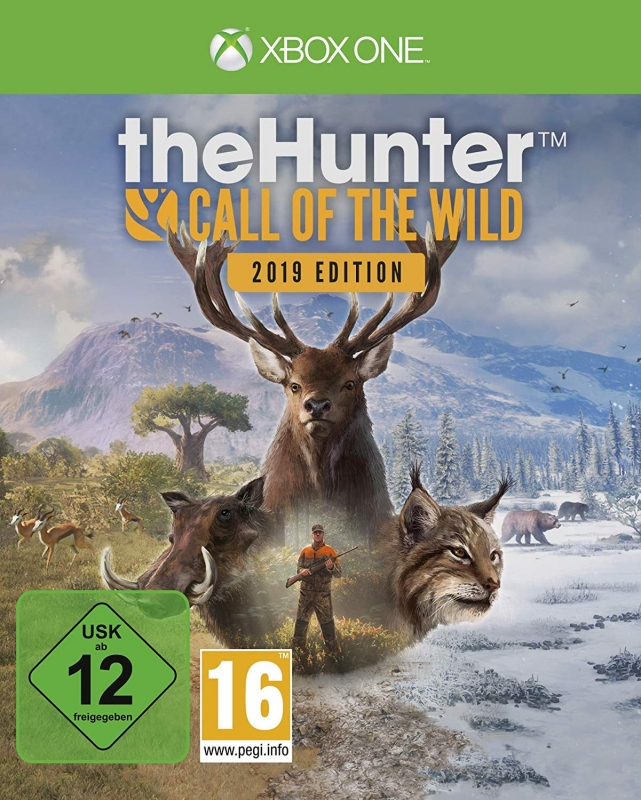 The Hunter - Call of the Wild - Edition 2019 (deutsch) (AT PEGI) (XBOX ONE)