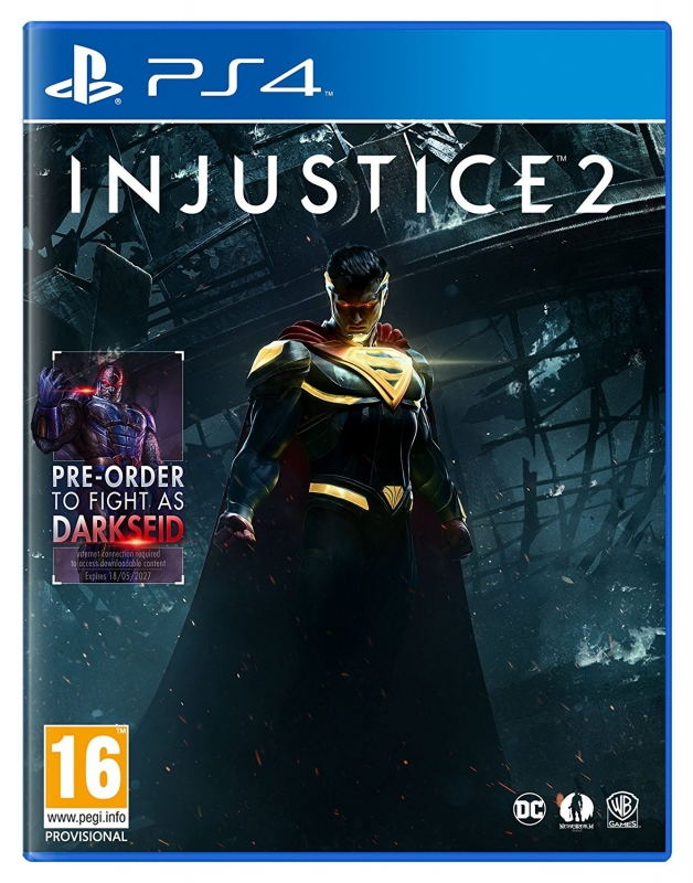 Injustice 2 - D1 Edition (deutsch) (EU PEGI) (PS4)