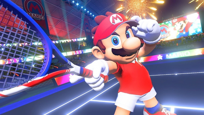 Mario Tennis Aces (deutsch) (AT PEGI) (Nintendo Switch)