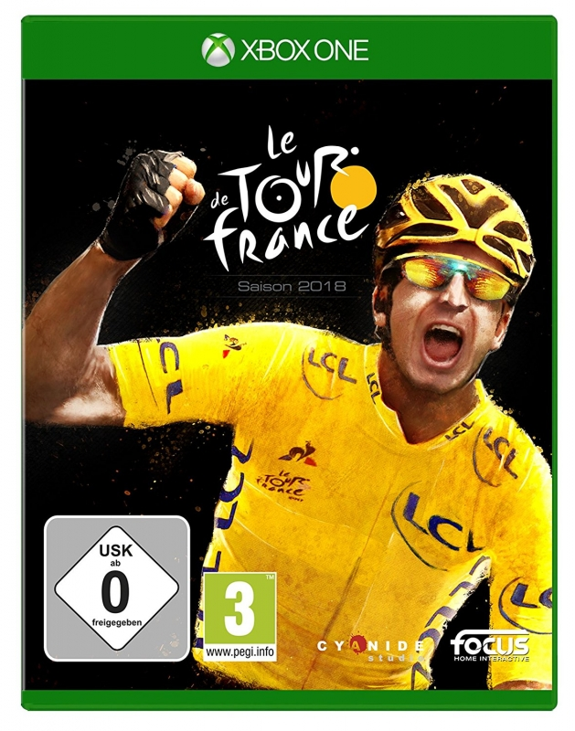 Tour de France 2018 (deutsch) (AT PEGI) (XBOX ONE)