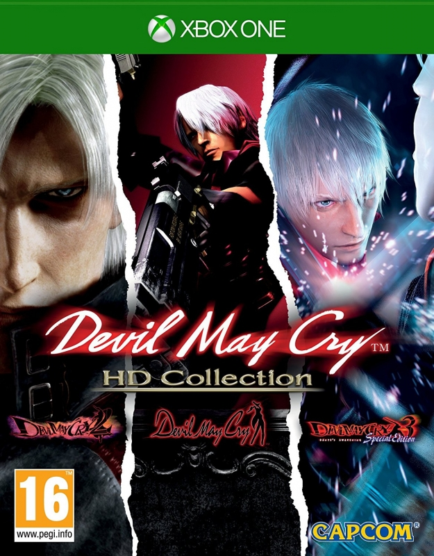 Devil May Cry HD Collection [uncut] (deutsch) (AT PEGI) (XBOX ONE)