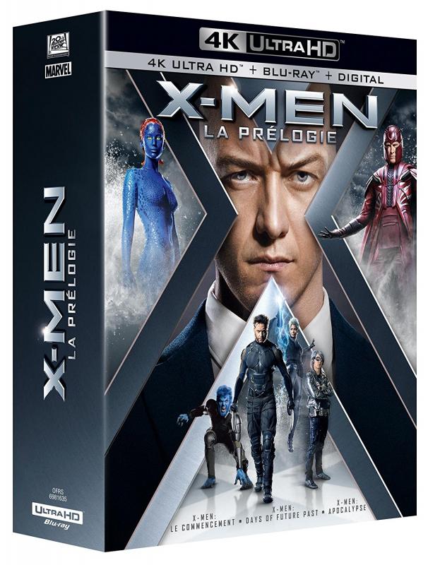 X Men Teile