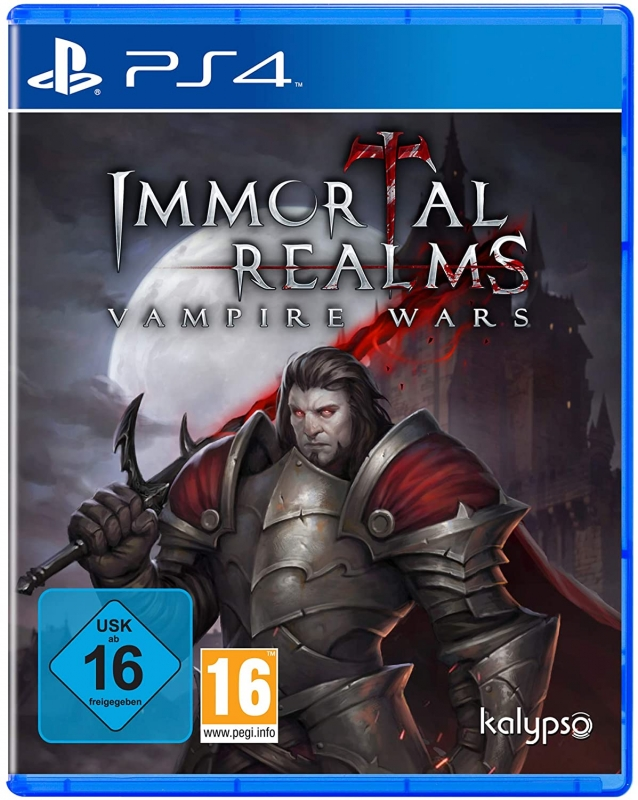 Immortal Realms Vampire Wars (deutsch) (AT PEGI) (PS4)