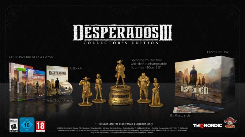 Desperados 3 Uncut