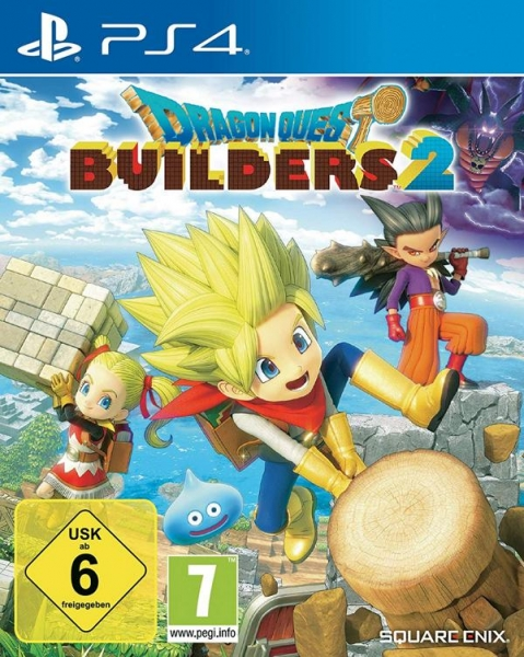 Dragon Quest Builders 2 (deutsch) (AT PEGI) (PS4)