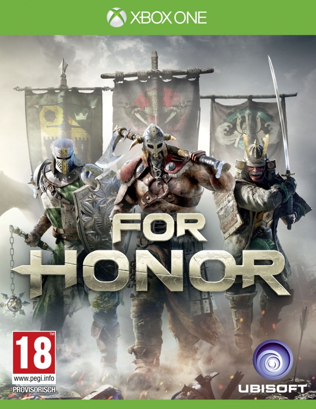 For Honor - D1 Edition [uncut] (deutsch) (AT PEGI) (XBOX ONE) inkl. 3 Helden-Outfits