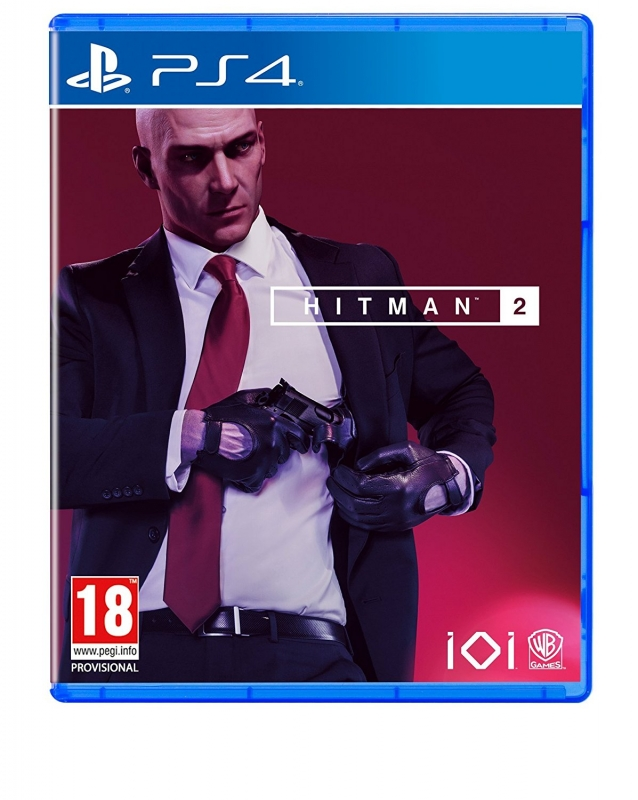 Hitman 2 [uncut] (deutsch) (AT PEGI) (PS4)