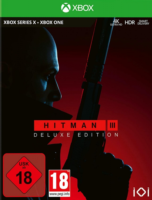 HITMAN 3 Deluxe Edition [uncut] (deutsch) (AT PEGI) (XBOX ONE / XBOX Series X)