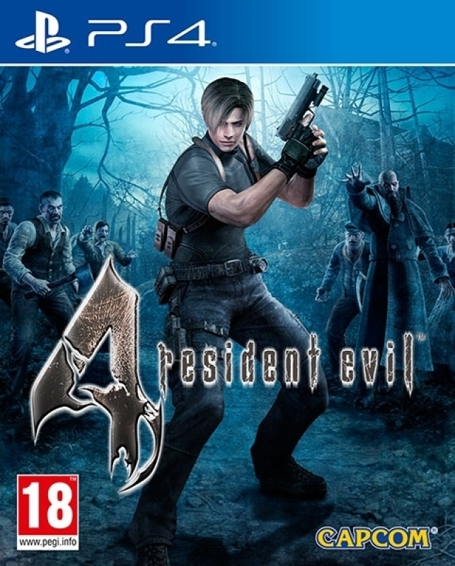 Resident Evil 4 HD [uncut] (deutsch) (AT PEGI) (PS4)