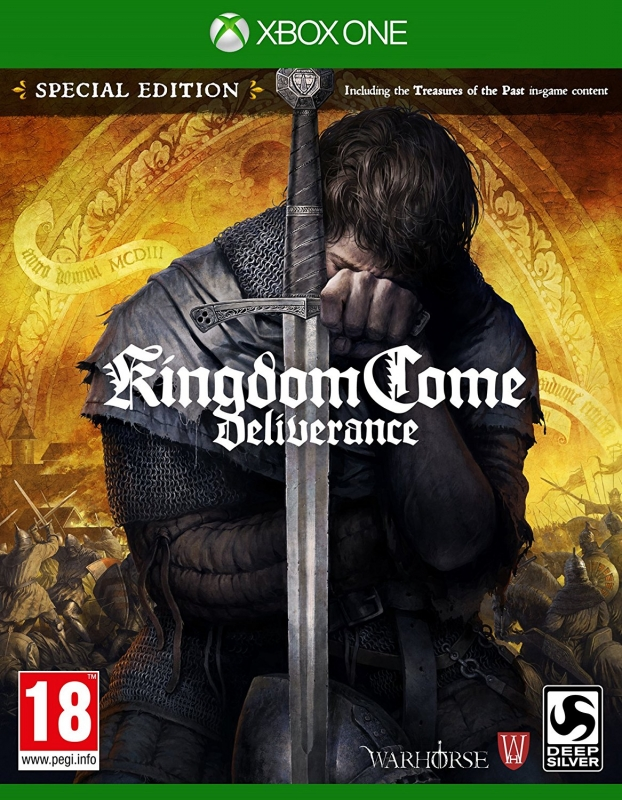Kingdom Come Deliverance D1 Edition [uncut] (deutsch) (AT PEGI) (XBOX ONE)