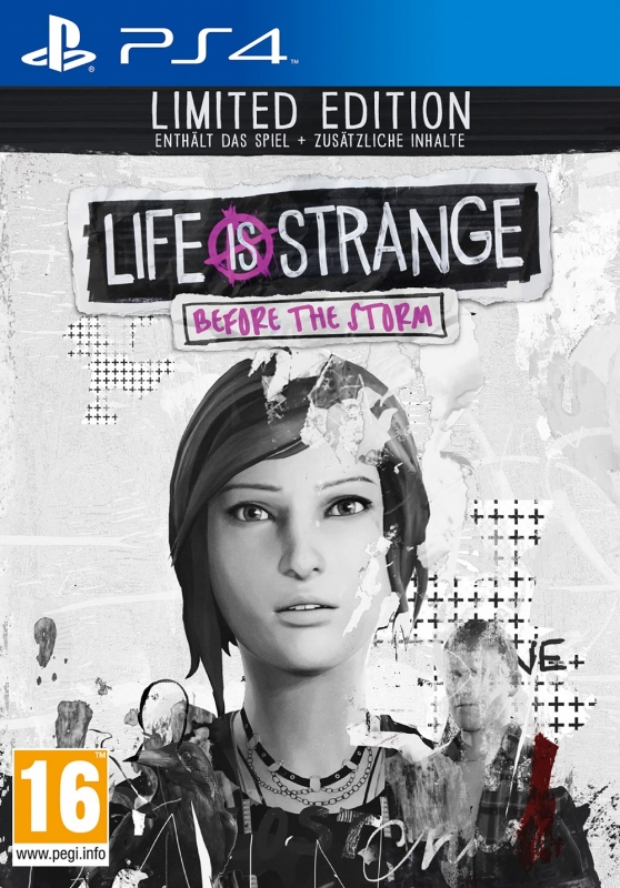 Life is Strange Before the Storm Limited Edition (deutsch) (AT PEGI) (PS4)