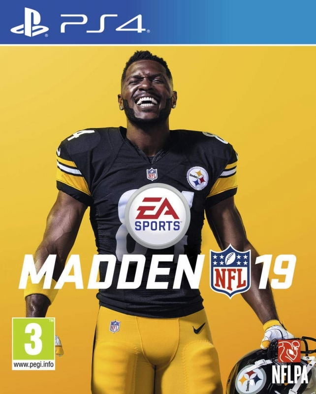 Madden NFL 19 (deutsch) (AT PEGI) (PS4) inkl. Elite-Spieler / 5 Gold Team Fantasy Packs