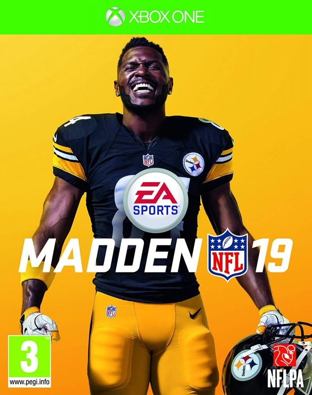 Madden NFL 19 (deutsch) (AT PEGI) (XBOX ONE) inkl. Elite Spieler / 5 Gold Team Fantasy Packs