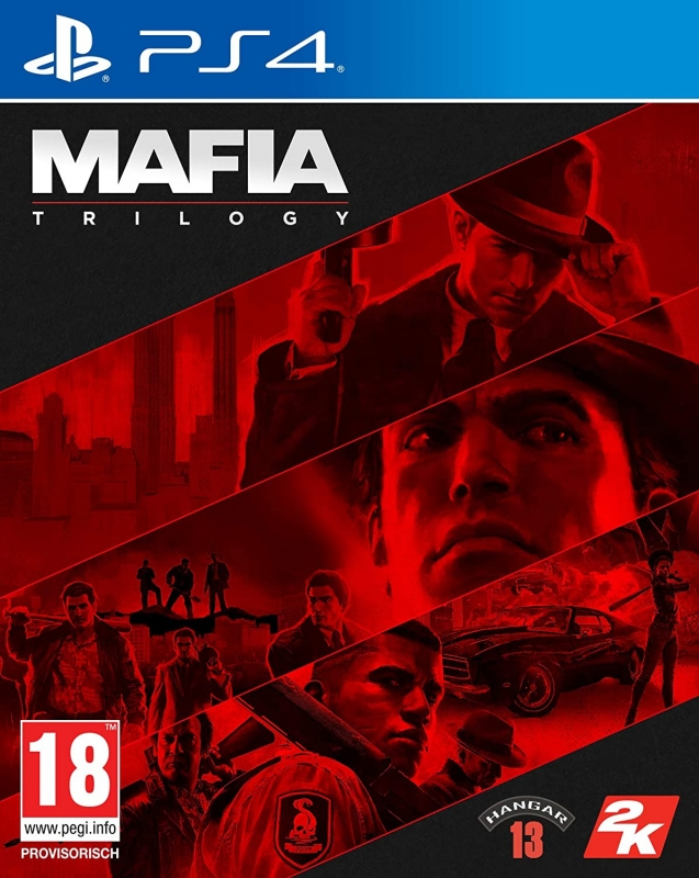 Mafia Trilogy [uncut] (deutsch) (AT PEGI) (PS4) inkl. Chicago-Outfit-Paket