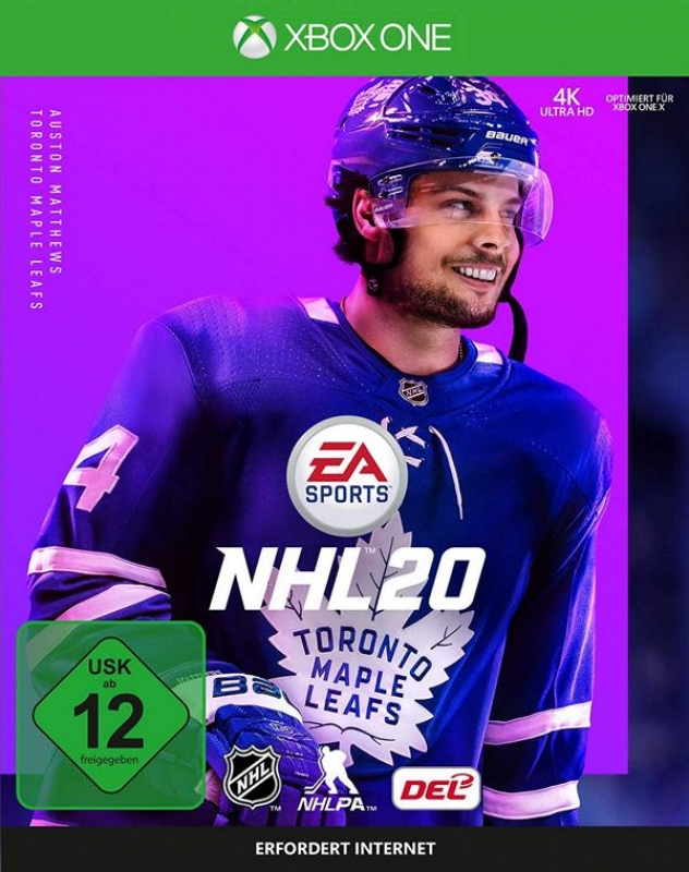 NHL 20 (deutsch) (DE USK) (XBOX ONE)