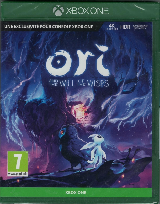 Ori and the Will of the Wisps - Standard Edition (deutsch) (FR PEGI) (XBOX ONE)