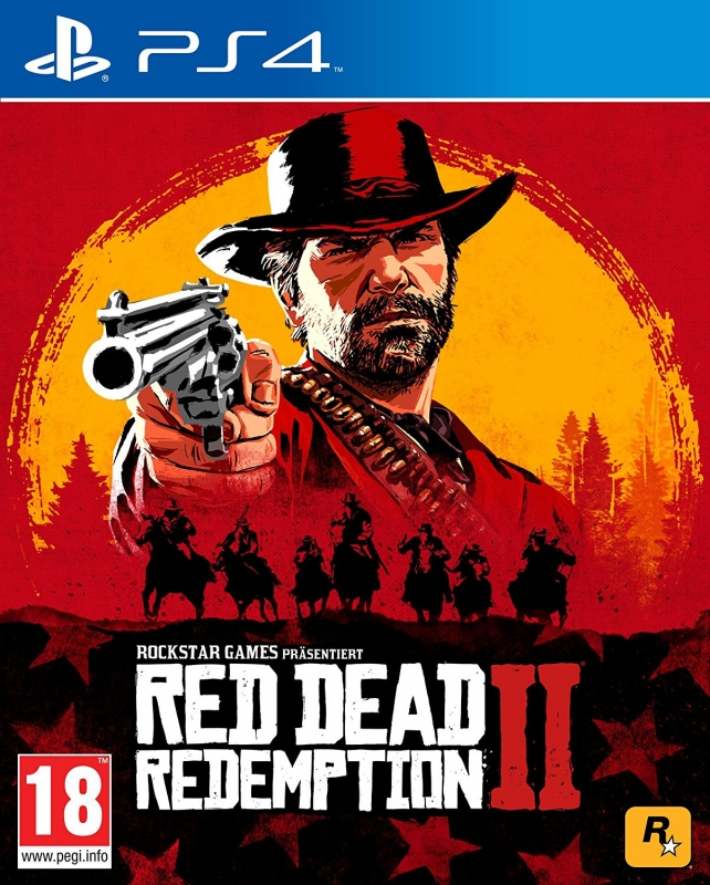 Red Dead Redemption 2 - D1 Edition [uncut] (deutsch) (AT PEGI) (PS4) inkl. 2 DLCs