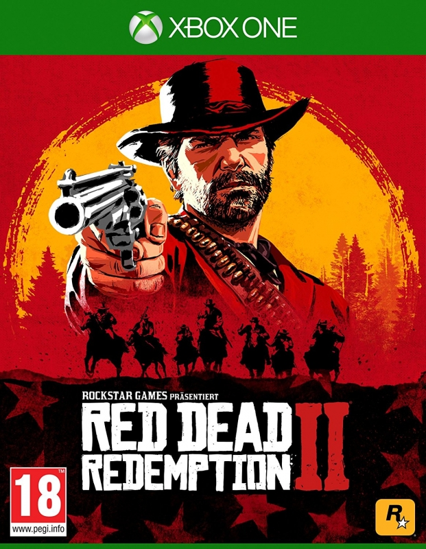 Red Dead Redemption 2 - D1 Edition [uncut] (deutsch) (AT PEGI) (XBOX ONE) inkl. 2 DLCs
