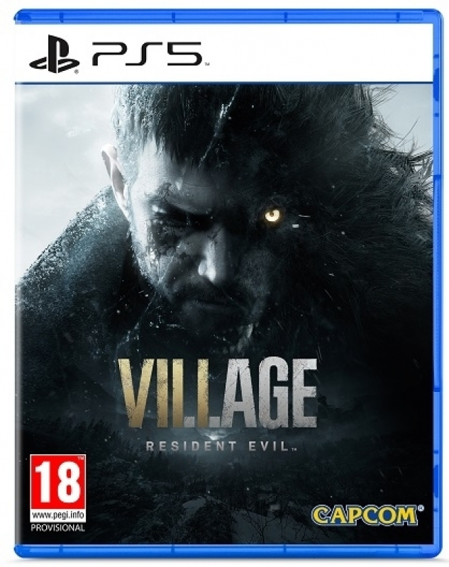 Resident Evil 8 Village [uncut] (deutsch) (AT PEGI) (PS5) inkl. 5 DLC