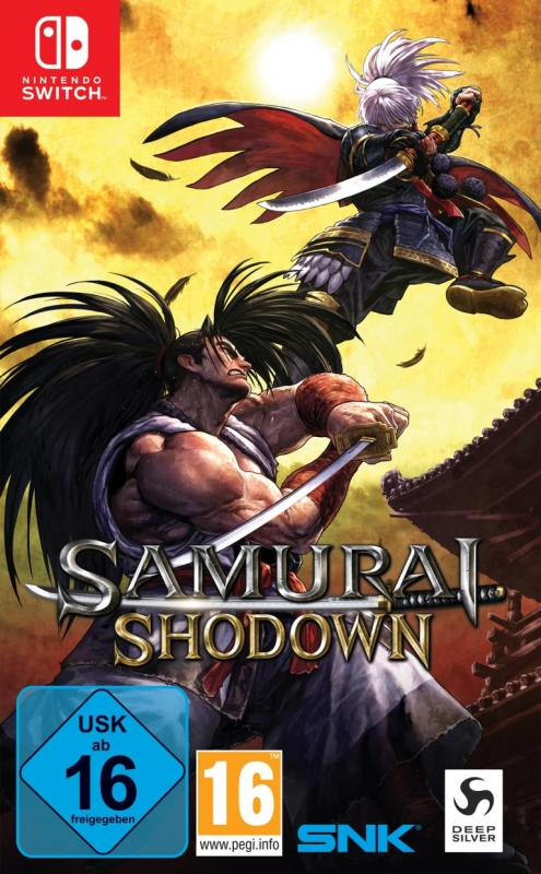 Samurai Shodown (deutsch) (AT PEGI) (Nintendo Switch) inkl. Samurai Shodown! 2