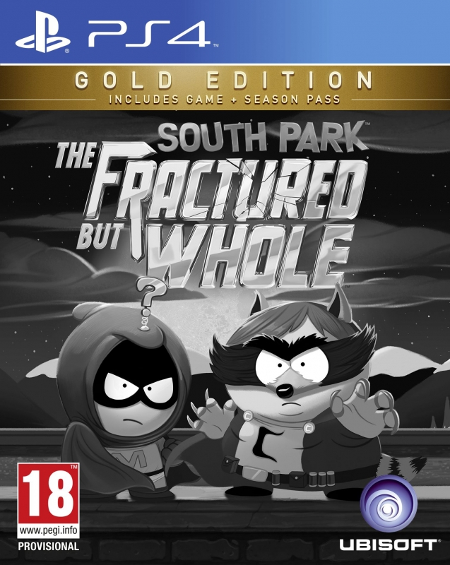 South Park The Fractured But Whole - Gold Edition (deutsch) (AT PEGI) (PS4) inkl. Season Pass