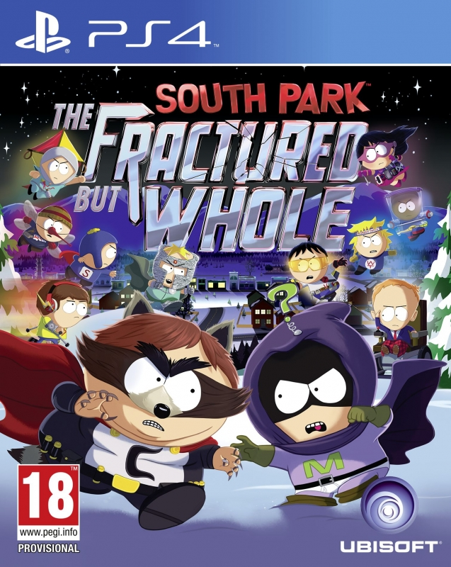South Park The Fractured But Whole - D1 Edition (deutsch) (AT PEGI) (PS4)